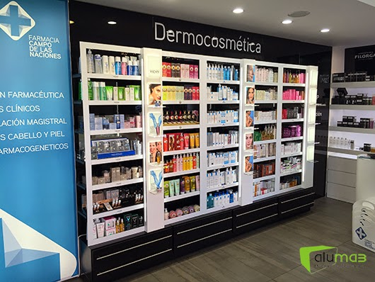 Personalización Vichy, La Roche-Posay y Roger&Gallet en Farmacia Campo de las Naciones