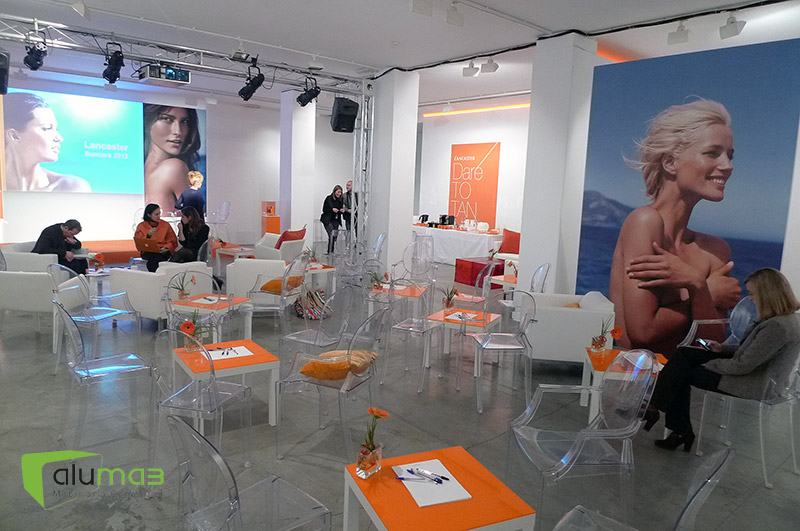 Calvin Klein, Marc Jacobs, Chloé, Lancaster y Davidoff en El Corte Inglés Valladolid