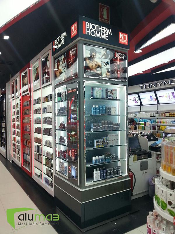 Personalización Biotherm en Perfumería Primor