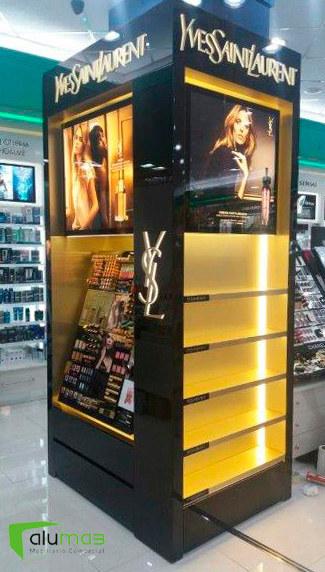 Yves Saint Laurent Perfumería Aromas C.C. Metromar (Sevilla)
