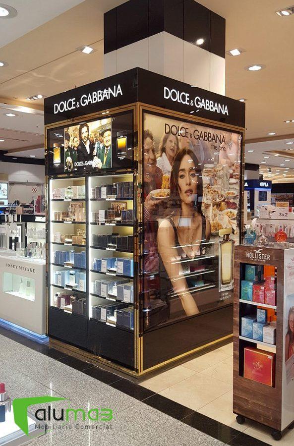 Dolce & Gabbana El Corte Inglés Pamplona
