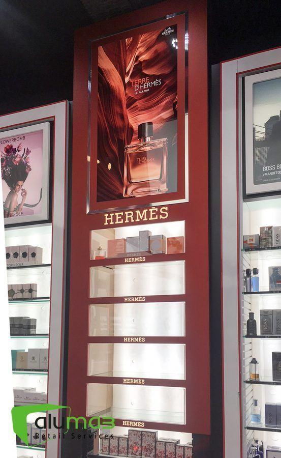 Hermés Perfumerías Primor CC Gran Plaza 2 (Madrid)