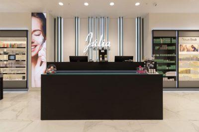 Perfumerías Júlia Proyecto retail