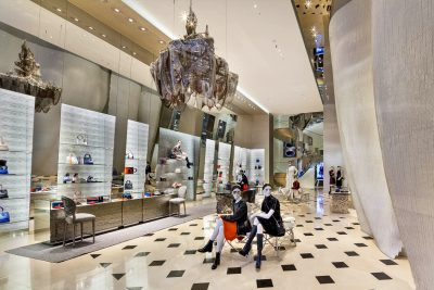 Flagship y marcas de lujo
