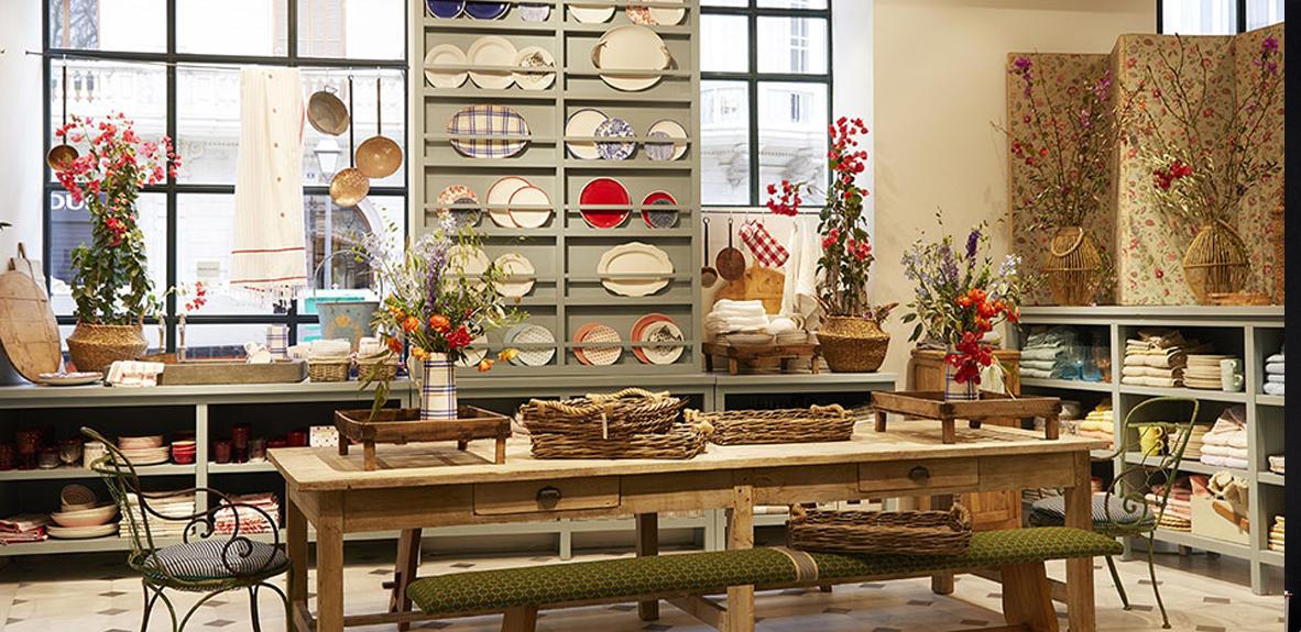 Interiorismo en retail