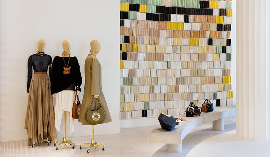Lujo en Madrid_tienda Loewe