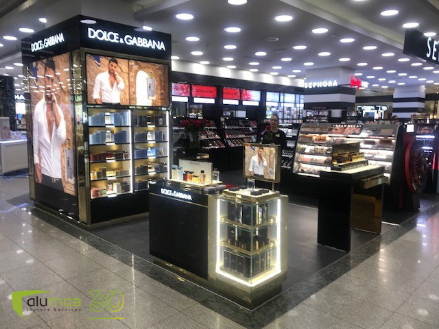 Stand Dolce&Gabbana ECI Lisboa