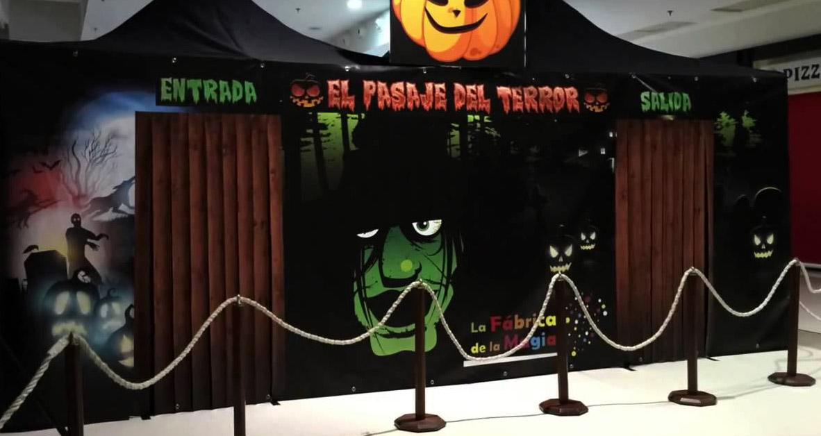 Halloween y retail