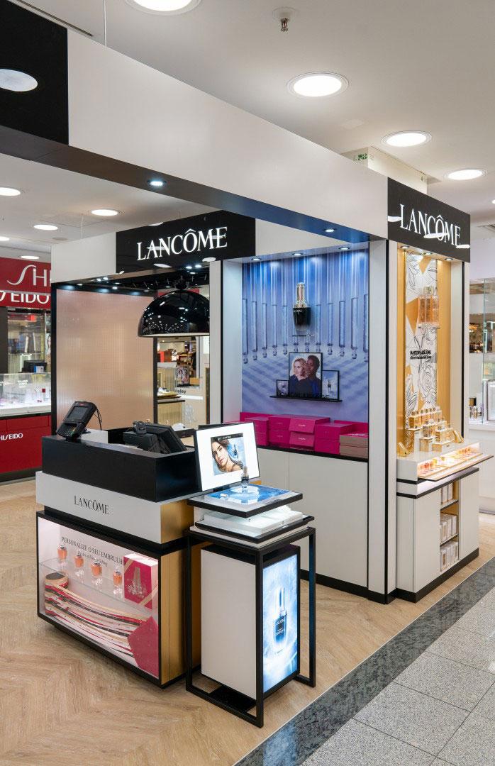 Stand Lancôme ECI Lisboa