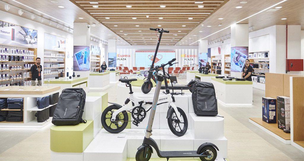 Tienda fisica Amazon retail