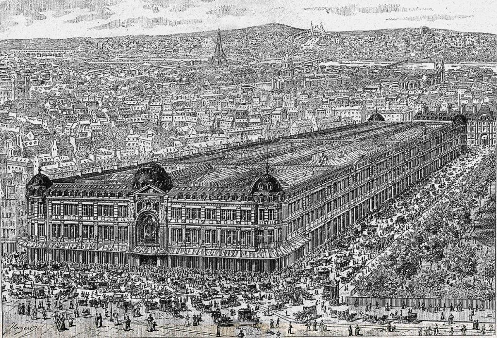 Marcas históricas del retail