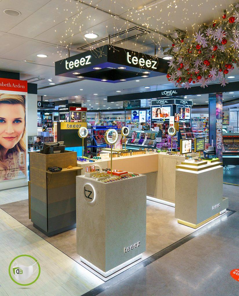 Corner Teez Cosmetics