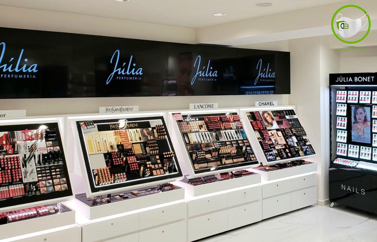 Perfumería Júlia Santander