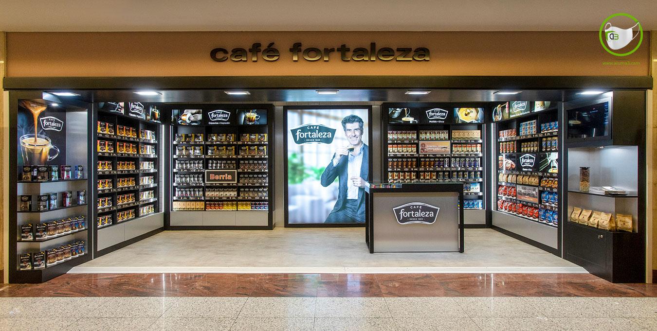 shop in shop café fortaleza