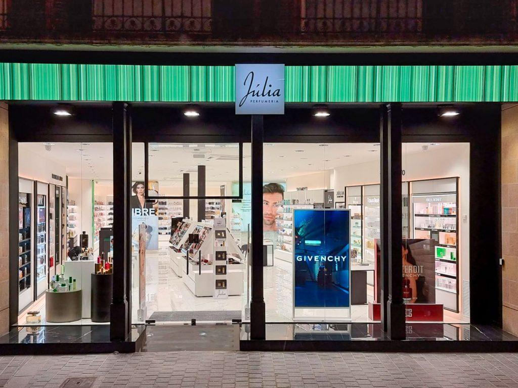 Perfumería Júlia Huesca